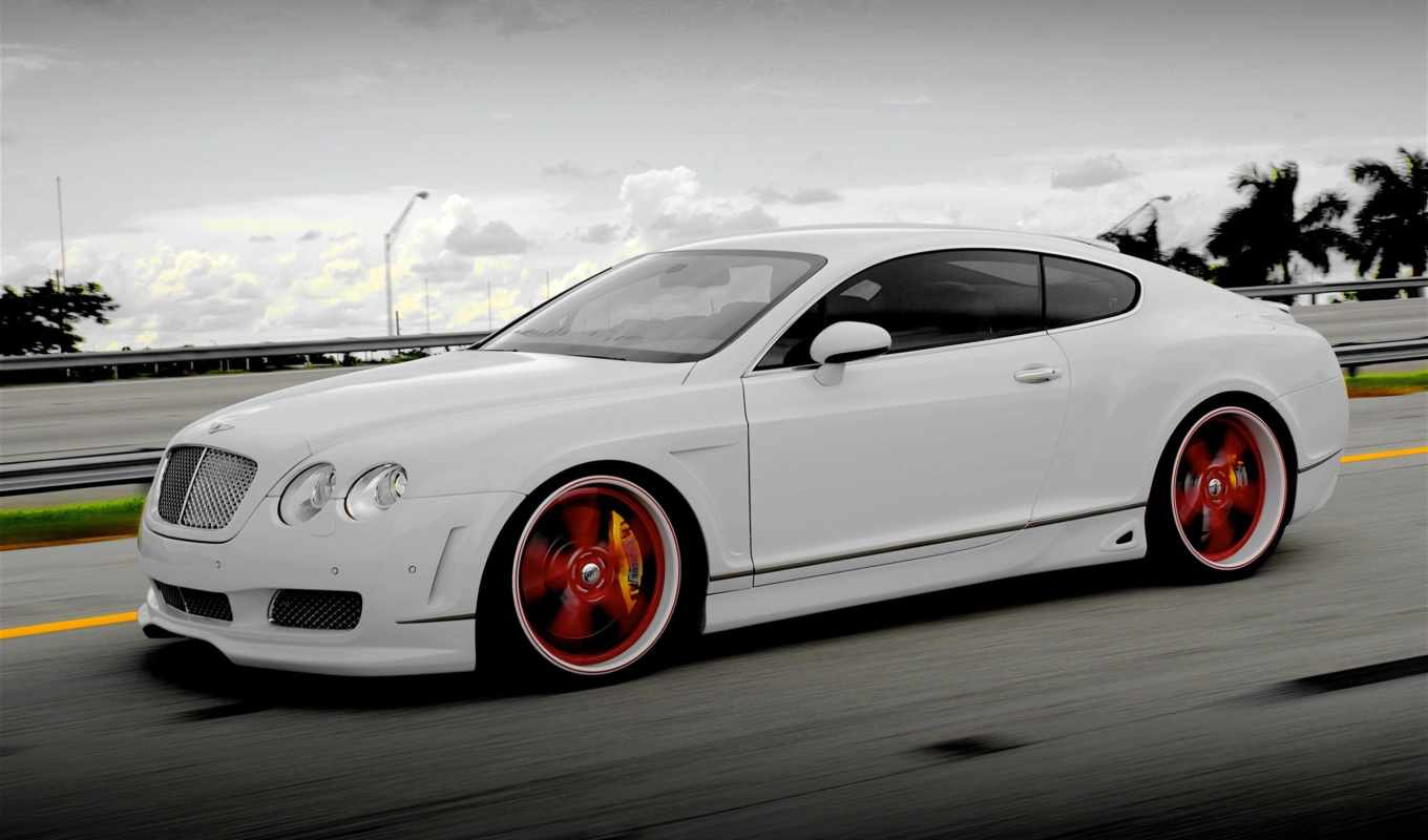 bentley, continental,