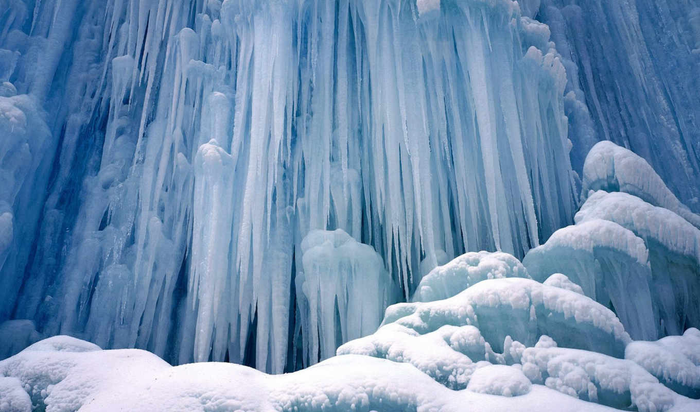 winter, fondos, waterfall, les, fotos, national, park, modeler, props, job, color, картинку, чтобы,