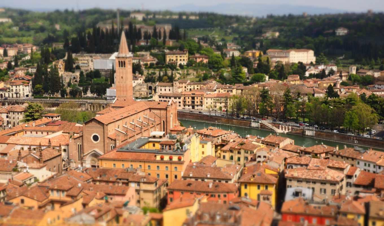 italy, verona, pictures, pietra, ponte, anastasia, adige, church, river,
