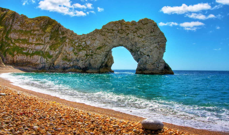пляж, море, rock, постеров, арка, sun, природа, фотопечатью, очки, artvolna, плакатов,