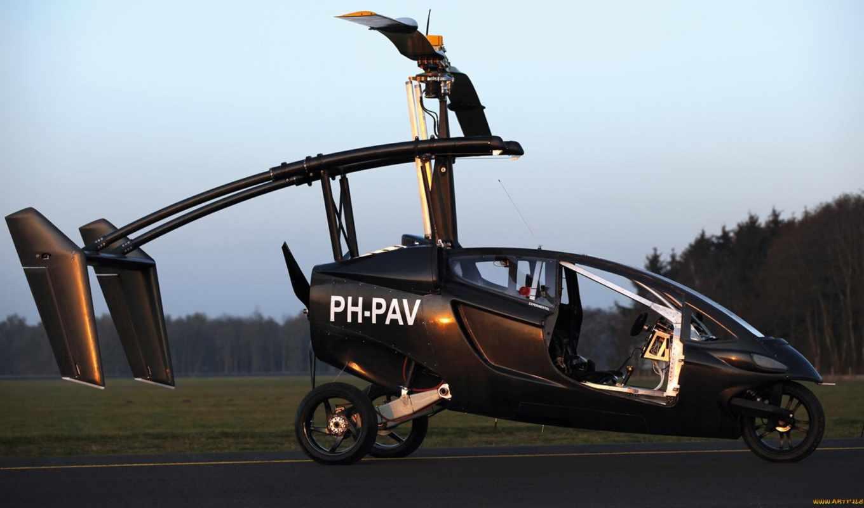 паль, car, flying, автожир, cimg, one, singular, самолёт, dutch,