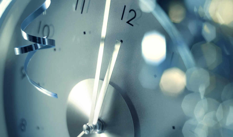 год, новый, часы, года, нового,