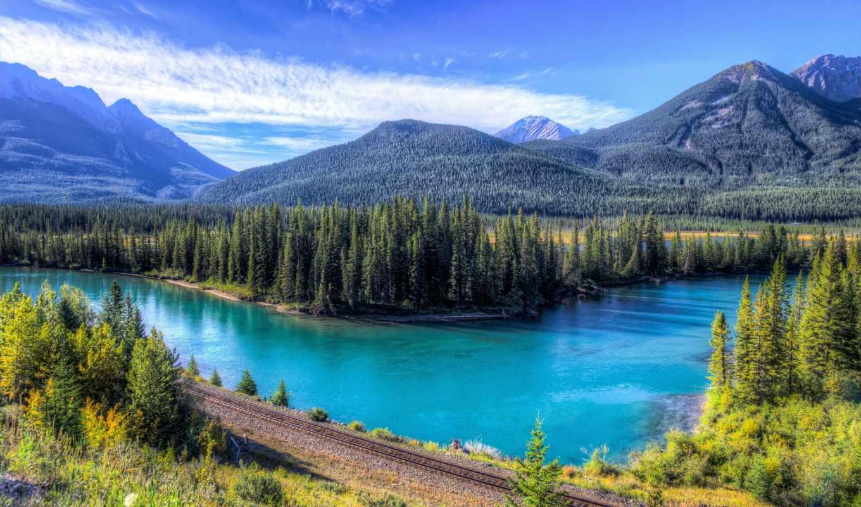 wilderness, горы, дороги, best, alaskan, июня,