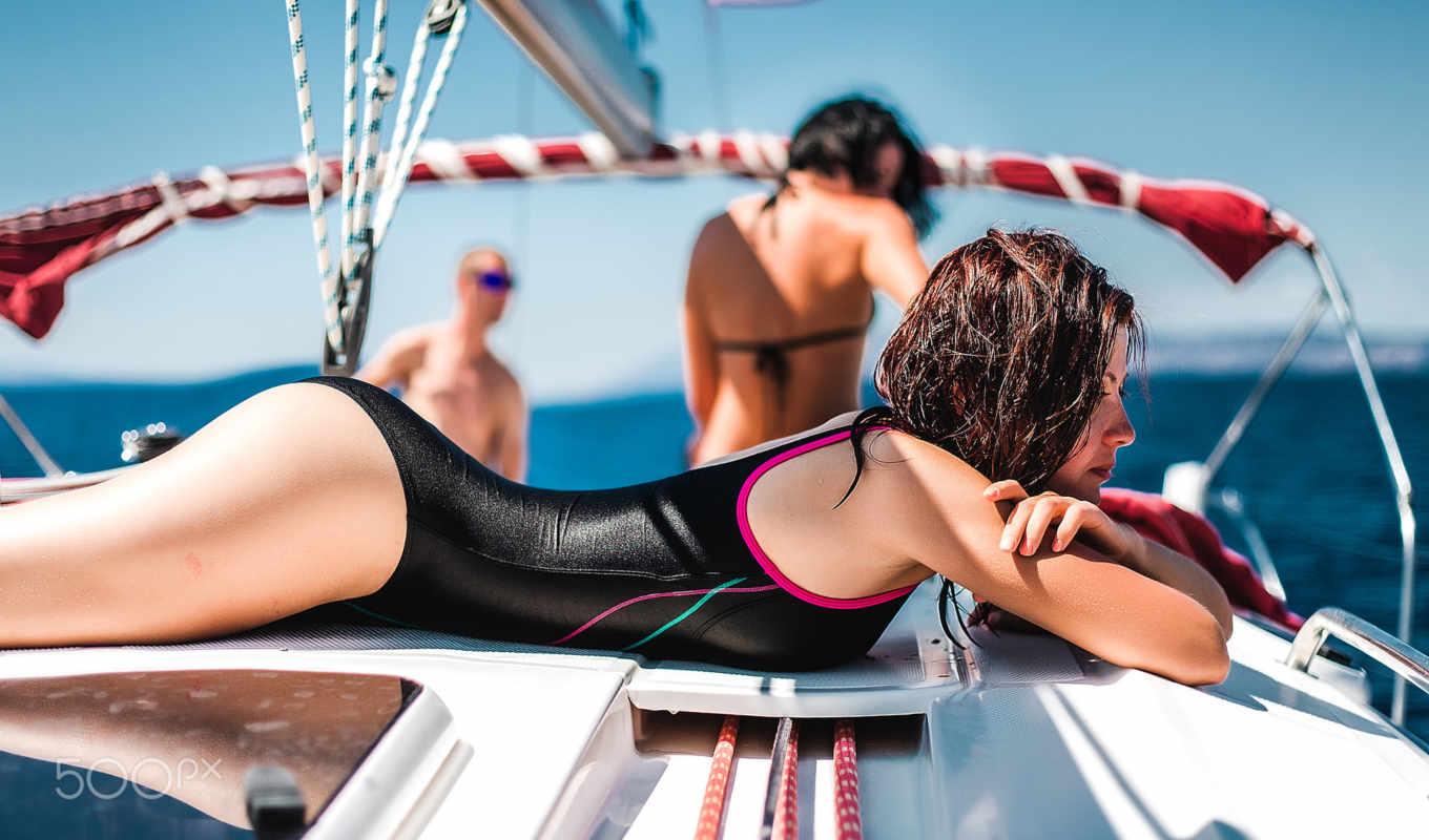 culo, vacation, foto, femmes, donne,