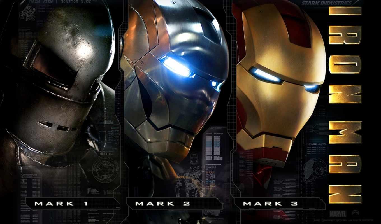 iron man, маска, эволюция