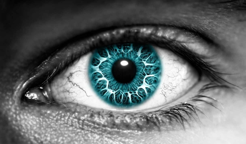 глаз, чёрно, eyes, голубой, tags, белый, цвет, зрачок, белая,