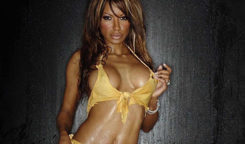 traci, bingham, тело, breasts, средний, size, real, женское, волосы, эротика,