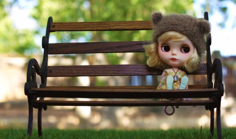doll, картинка, toy, невеста, blonde, eyes,