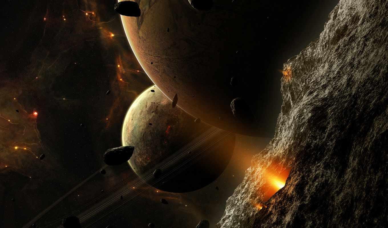 planets, красивые, заставки, картинку, космос, июня, чтобы, планета, разрешением,