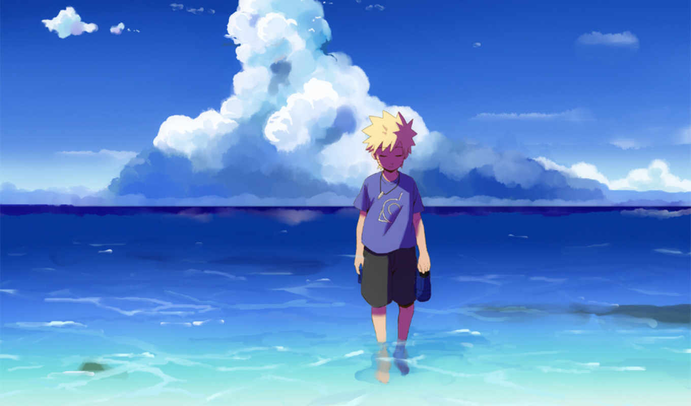 naruto, art, anime,