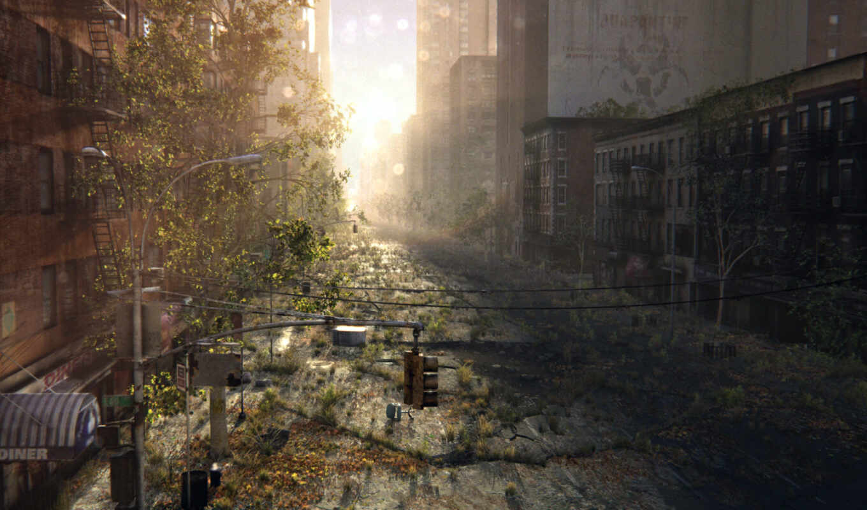 разруха, art, город, улица, заброшенность, jungle, josiah,