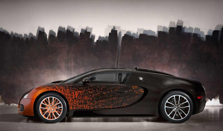 bugatti, veyron, grand, спорт, venet,