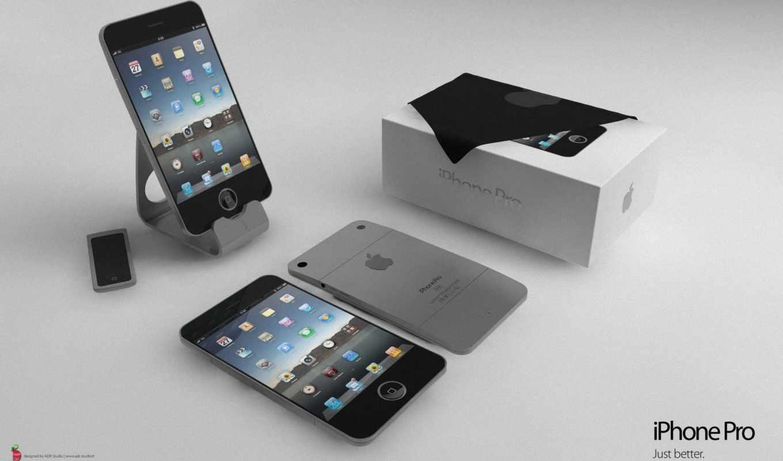iphone, pro, марта, concept, будет,