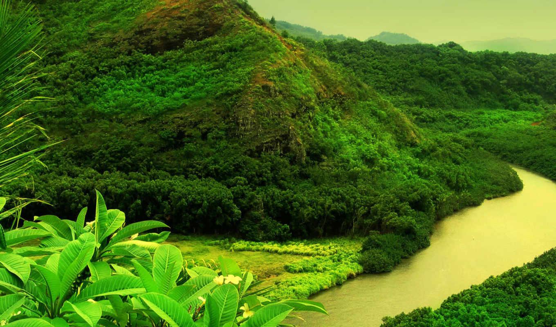 природа, landscapes, количество, широкоформатные,