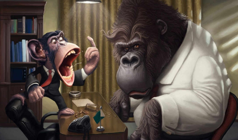 behemoth, обезьяна, cry, картинка, full,