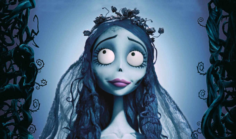 невесты, труп, gif, невеста,