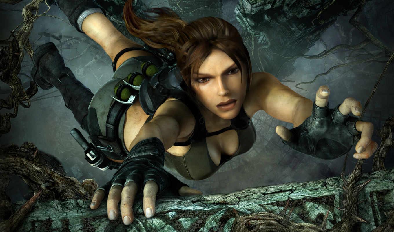 games, raider, игры, tomb, game, underworld, широкоформатные,