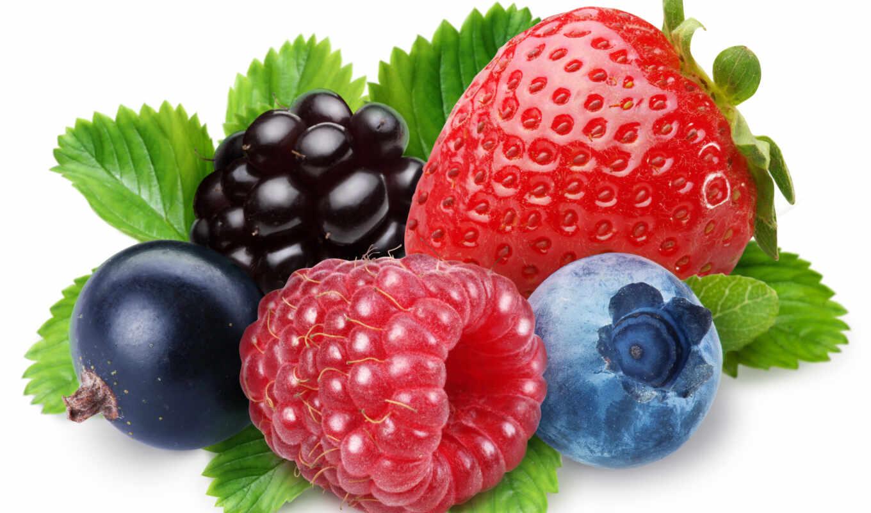 ягоды, фрукты, ягод, png, фруктов,