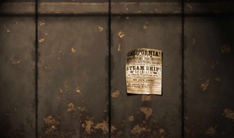 разное, стена, объявление, лист,