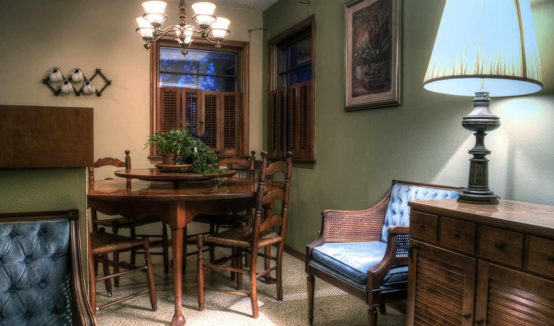 интерьер, мебель, стиль, желтые, комната, зале, design,