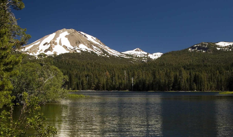 mountain, озера, горами, заснеженные, природа, вершины, горные, горы, tutfon,