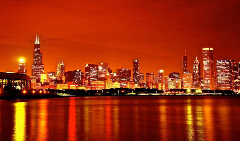 chicago, город, architecture, travel, категории, города, природа, landscape, телефон,