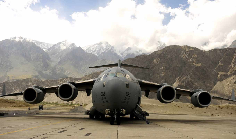 military, plane, sky, aircraft, mountain, aviation, clouds, airfield, pakistan, photo, militär, pilot, lake, valley,