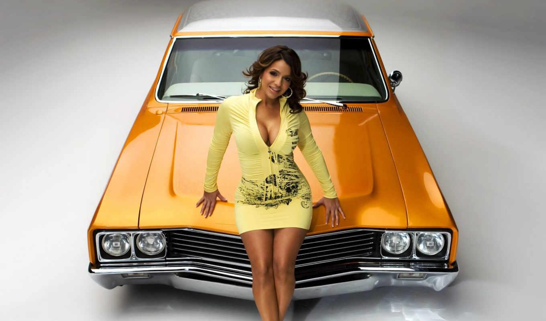 devushki, авто, машина, красивые,
