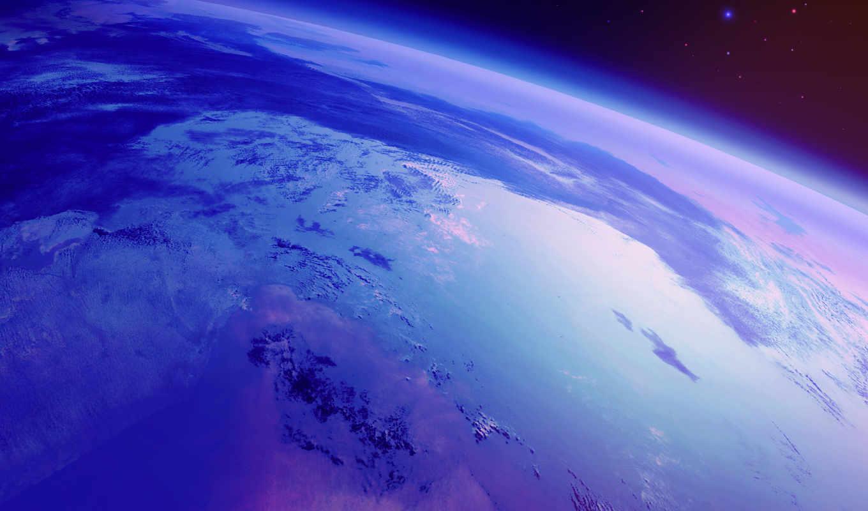 космос, земля, планета, outer, planets, космического, пространства,