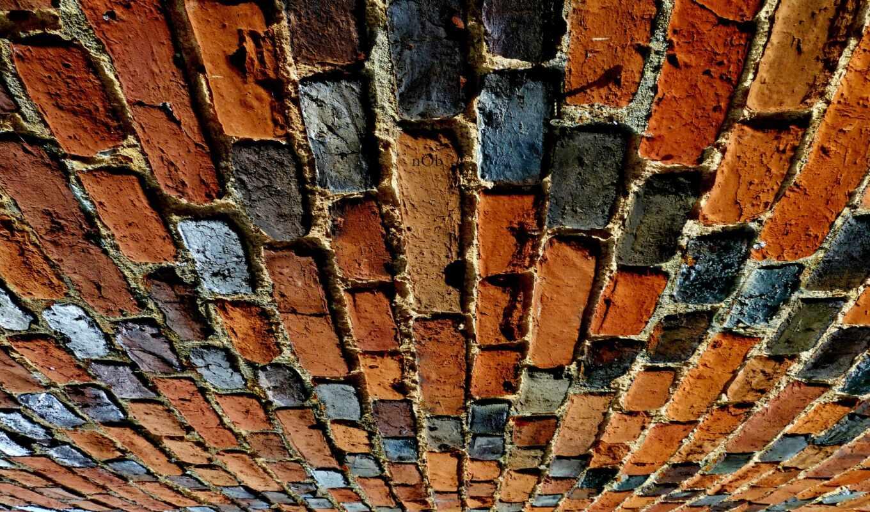 текстура, стена, brick, silver, new, свет, сделать