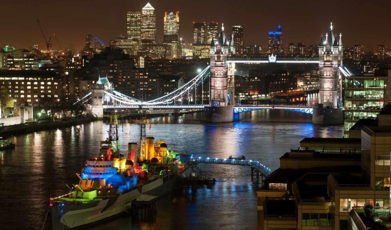 город, london, река, корабль, широкоформатные, mos, тауэрский, загрузок, рейтинг, разное, чтобы, лондона, мост,