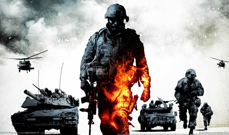 battlefield, армия, war, военные, company, плохой, оружие,