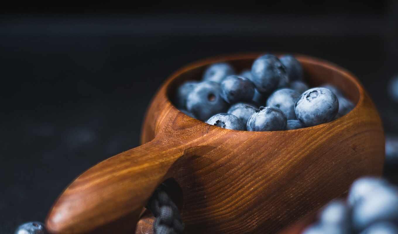 черника, meal, ягода, браун