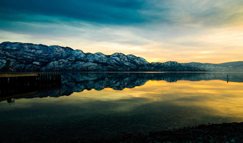 mac, природа, горы, free, desktop,