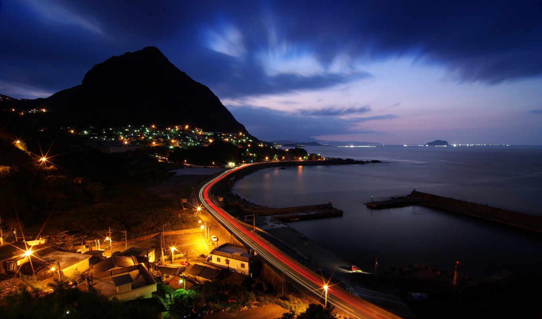 gorod, ночной, города, огни, ночные, hdr, красивые, найти,