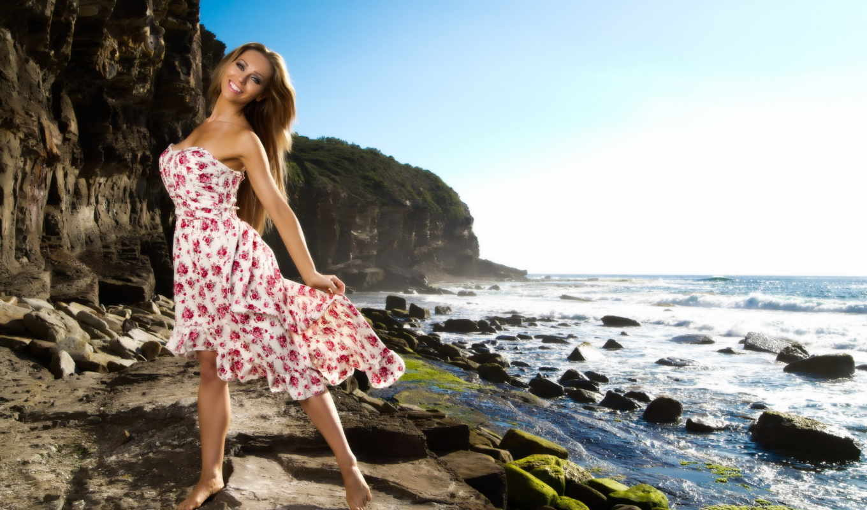 платья, летние, платье,