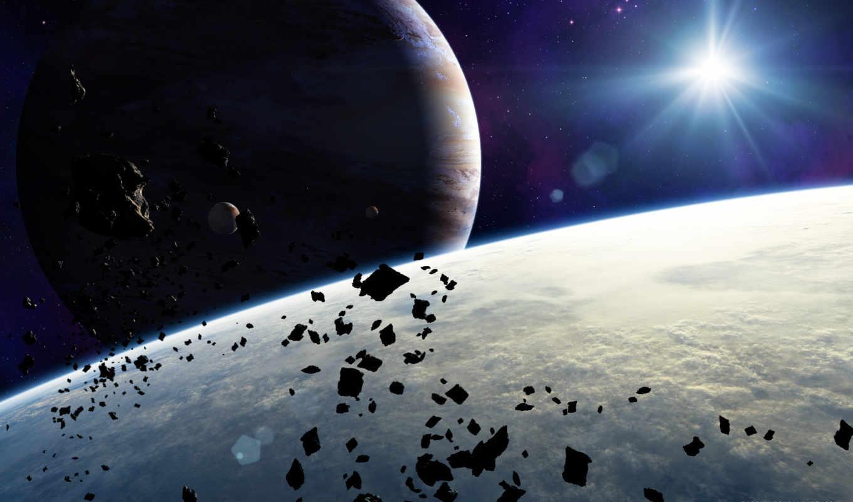 прекрасное, art, далеко, космос,