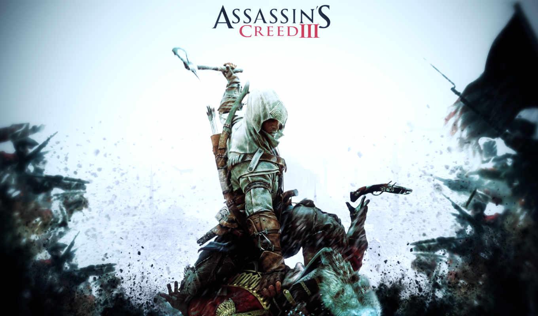 creed, assassin, игры, assassins,
