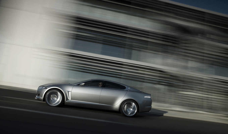 jaguar, xf, concept, tuning, wallpapers, car, news
