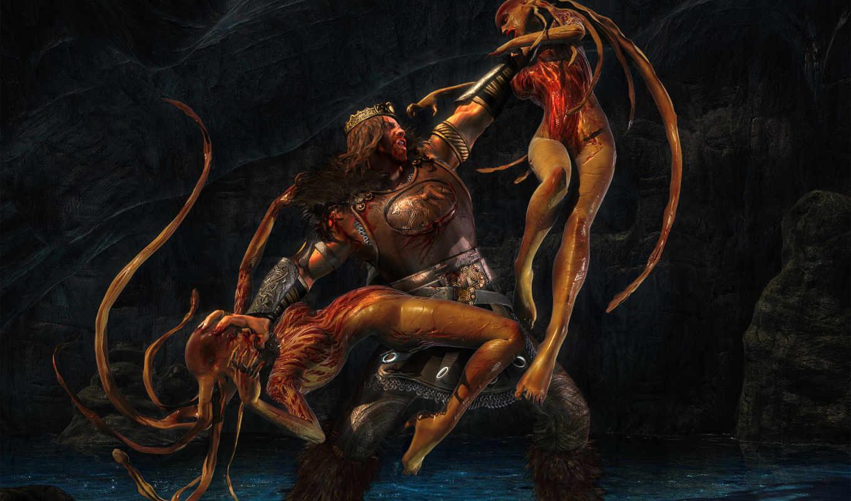 beowulf, game, игрой, чтобы, размере,