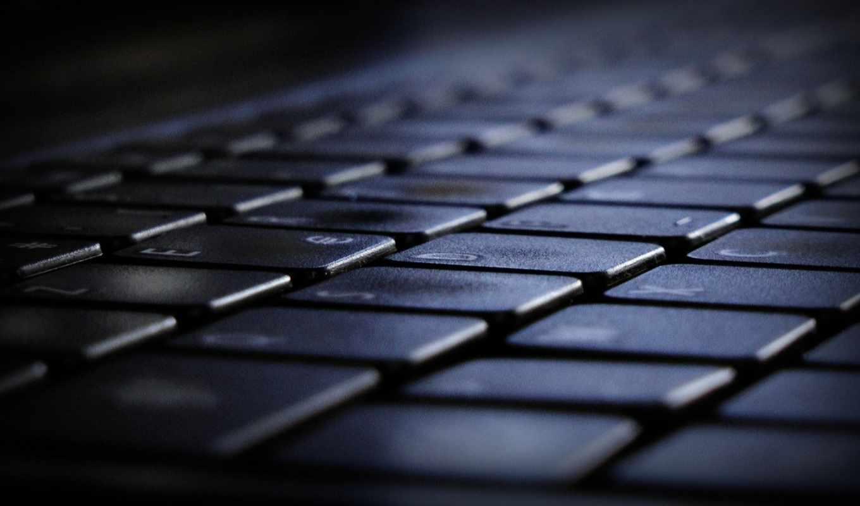 клавиатура, клавиши, makro, ежедневно, разрешений, черная, minimalizm, высоком, komputer, noutbuk,