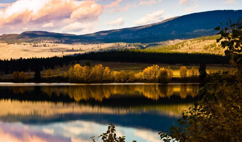 небо, горы, summer, высоком, качестве, река, красиво, открыть, www, открой,