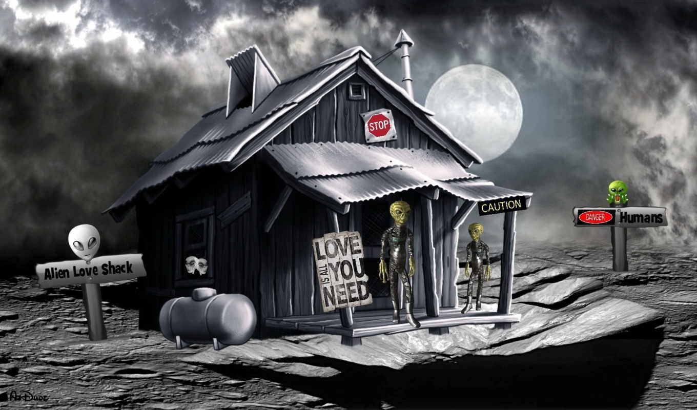 shack, love, alien, разное, лет, серия, ago, другой,