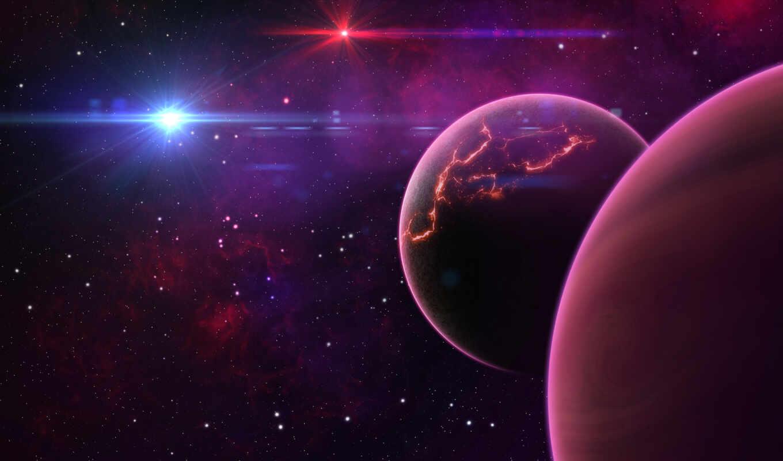 космос, звезды,планеты,