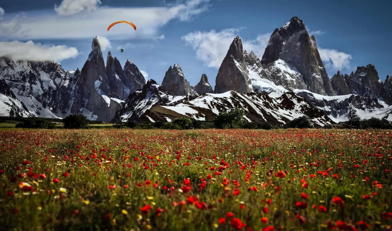 горы, denigmo, loading, категории, landscape, телефон, природа, спорт, цветы, andrésnietoporr,