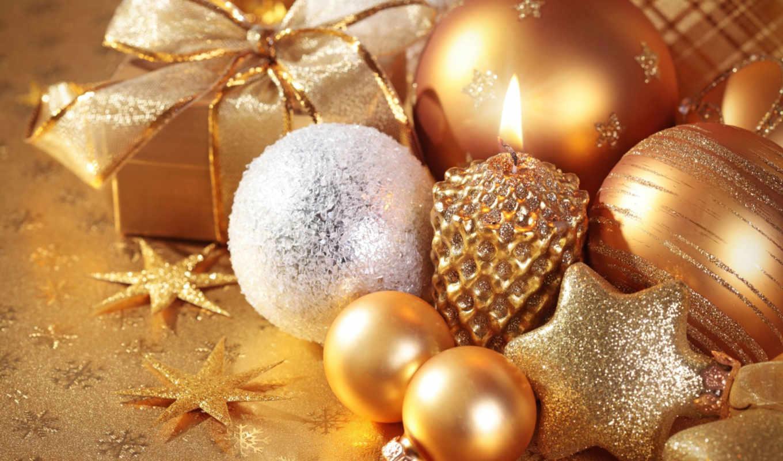 год, украшения, рождество, новый, свеча, праздник, подарки, шарики, фотографии, елочные, звёздочки, картинка, популярные,