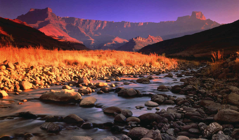 высоте, great, landscapes, жизни, водопад,