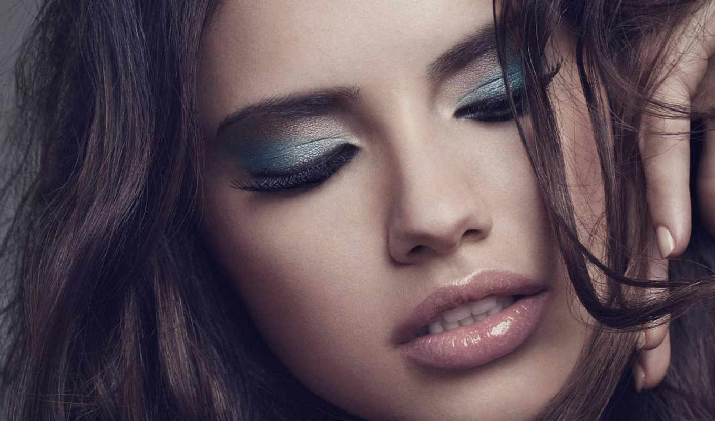 макияж, игры, девушка, devushki, лицо, очень, только, portrait,