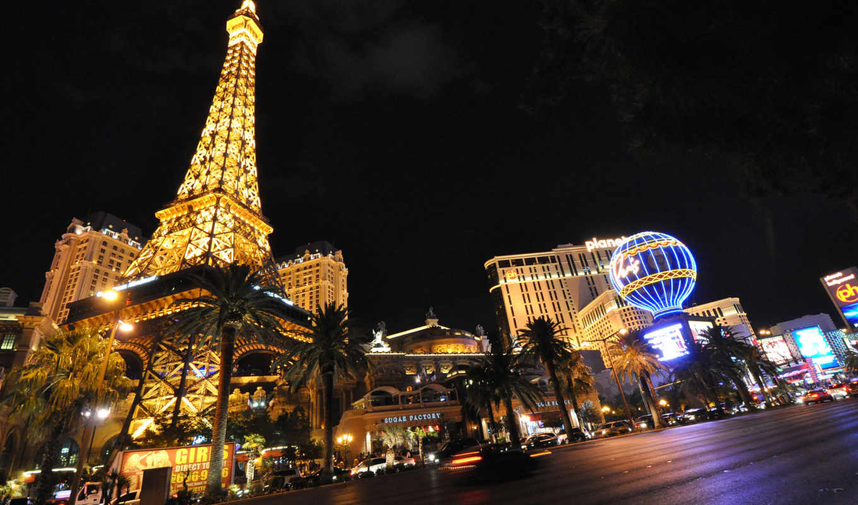 las, vegas, tapety, казино, париж, nevada, hotel, usa, imagini, башня,