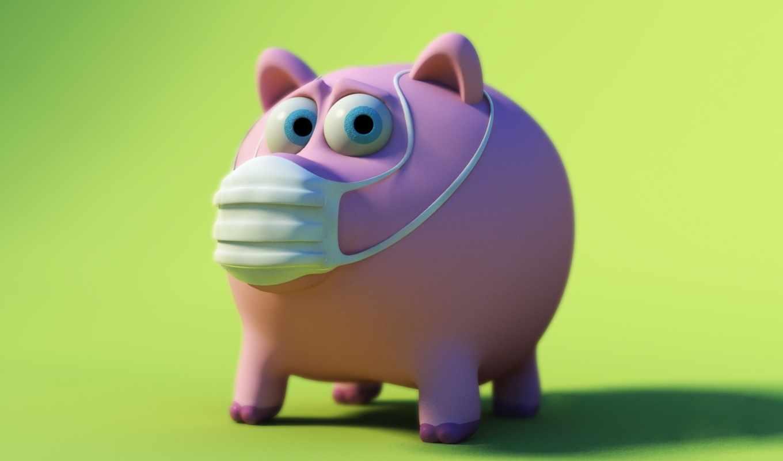 funny, pigs, not, source, swine, грипп, повязка, was, schweine, зелёный,